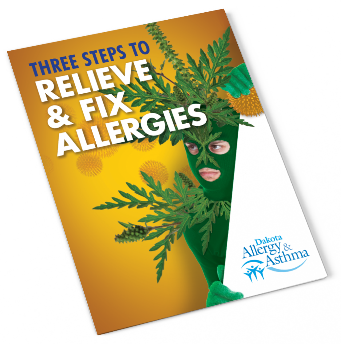 Three Steps To Relieve & Fix Allergies