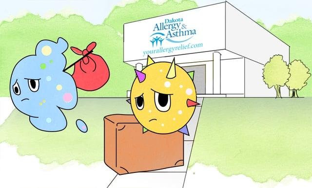 Send Allergies Packing - Dakota Allergy & Asthma